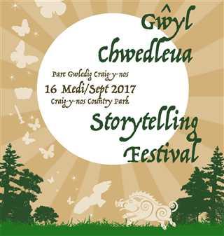 Image result for storytelling festival craig ynos