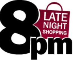 Late Night Shopping in Brecon - FYI Brecon  Latenight