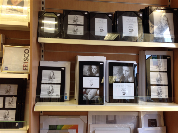 Best selection of Ready Made Picture Frames in Wales & Beyond
