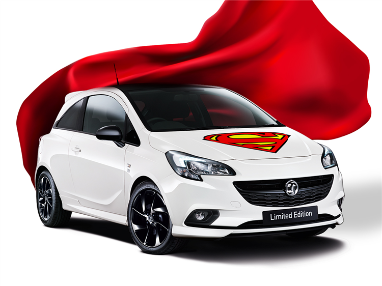 Is it a bird? Is it a plane? No! its a SUPERMINI ! from Southern Vauxhall - FYI Brecon