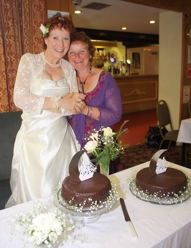Prue leith wedding